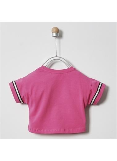 Panço Sweatshirt 2011GK05014 Pembe